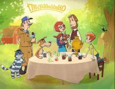 Новая серия «Простоквашино» набрала более 1 млн. просмотров за 2,5 часа