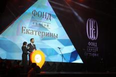 Штырков, Соловьев и Орлов вручили Народные премии