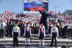 Екатеринбург празднует День России (фоторепортаж)