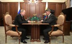 Путин отправил в отставку главу Чувашии
