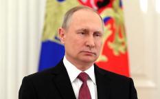 Владимир Путин выступил с обращением к избирателям