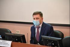 Перед арестом  Сергей Фургал собирался уходить в отставку