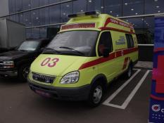 Автопарк «скорой» Екатеринбурга пополнился 10 реанимобилями