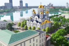 Утверждены результаты опроса по месту строительства Храма святой Екатерины