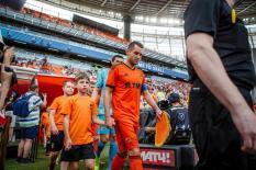 Большой футбол вернется в Екатеринбург уже в этом месяце