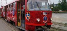 На перевозку футбольных болельщиков в Екатеринбурге потратят полмиллиона рублей