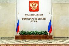 Госдума приняла законопроект о контрсанкциях