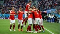 В шаге от 1/8 финала ЧМ-2018: Россия уверенно побеждает Египет
