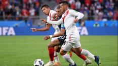 В Екатеринбурге французы лишили шансов Перу на 1/8 финала ЧМ-2018