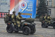 Впервые репетиция парада Победы пройдет в Екатеринбурге днем