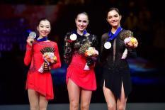 Алина Загитова завоевала золото Чемпионата мира по фигурному катанию