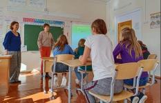 Школа инклюзивного дизайна провела первый воркшоп на базе екатеринбургской школы