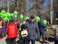 Жители «Академического» объявили народный сход в защиту Березовой рощи