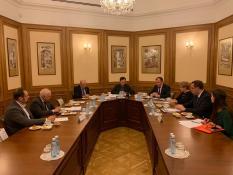 Министр культуры Мединский прибыл с рабочим визитом в Екатеринбург