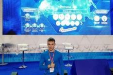 Уральский студент презентует Путину идею применения биогаза