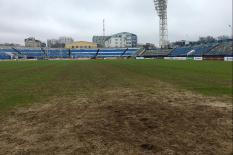 Матч «Урала» и «Шинника» перенесли из-за плохого газона