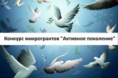 «Активное поколение - 2018»: объявлен старт Всероссийского конкурса грантов