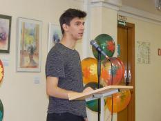 Восемнадцатый «Поэтический марафон» и международный фестиваль «Поэтическое единство» собрали в Екатеринбурге более ста авторов