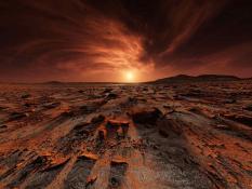 Ученые обнаружили запасы воды на экваторе Марса