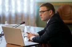 Текслер поменял структуру областного правительства