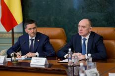 Кобылкин и Дубровский обсудили реализацию нацпроекта «Экология» на Южном Урале