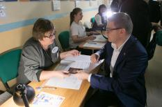 Новым губернатором Челябинской области избран Алексей Текслер