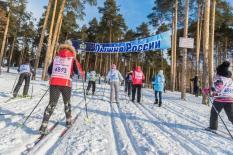 Участники «Лыжни России» в Екатеринбурге смогут бесплатно воспользоваться общественным транспортом
