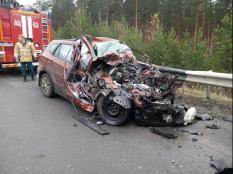 Летняя резина стала причиной гибели четырех человек на Среднем Урале