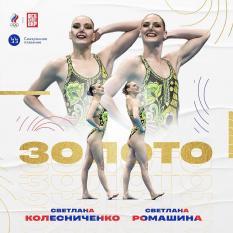 Дневник Олимпиады: российские синхронистки стали лучшими в соревнованиях дуэтов