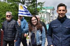 Молодые ученые из Петербурга разработали оптимальные туристические маршруты для болельщиков ЧМ-2018