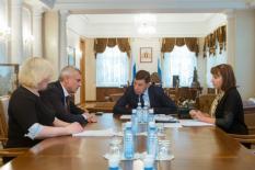 Куйвашев и Носов обсудили развитие Нижнего Тагила