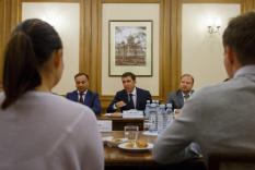 Куйвашев назвал своего кандидата на пост мэра Екатеринбурга