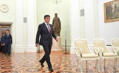 Президент Киргизии объявил об уходе в отставку