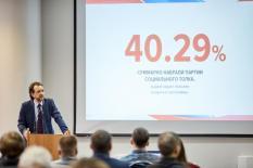 Андрей Кузнецов, глава свердловского отделения