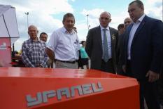 В Челябинске открылась крупнейшая аграрная выставка