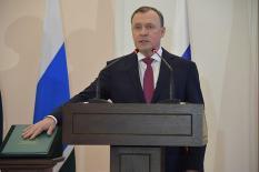 Алексей Орлов вступил в должность главы Екатеринбурга (фото)