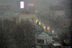В начале новой недели на Среднем Урале похолодает до -3