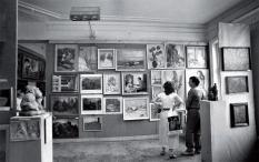 Картины неформальных художников представят в галерее «ПоЛе»