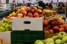 На Урале уничтожили 60 кг санкционных яблок