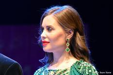 Актриса Юлия Михалкова идет на выборы в гордуму Екатеринбурга