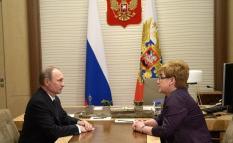 Губернатор Забайкалья Наталья Жданова подала в отставку