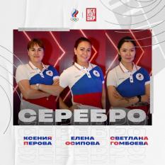 Свердловчанка завоевала серебро Олимпиады в составе сборной России по стрельбе из лука