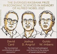 Названы победители Нобелевской премии по экономике