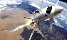 В Екатеринбурге завершили работу над проектом ракеты для космического туризма