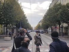 В Ницце террорист обезглавил женщину в церкви