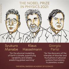 Объявлены победители Нобелевской премии по физике
