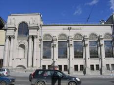 В Екатеринбурге может появиться здание по проекту известного архитектора Массимилиано Фуксаса