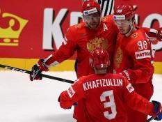 В 1/4 финала ЧМ по хоккею Россия встретится с США
