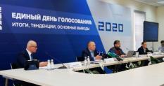 Прогноз для «Единой России» от экспертов круглого стола «ЕДГ-2020: итоги, тенденции, основные выводы»