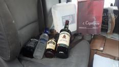На Урале изъяли крупную партию контрафактного алкоголя (фото)